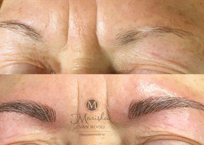 Microblading Mariska van Rooij permanente make-up