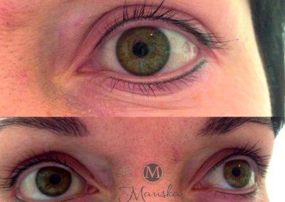 eyeliner zacht